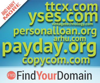 FindYourDomain