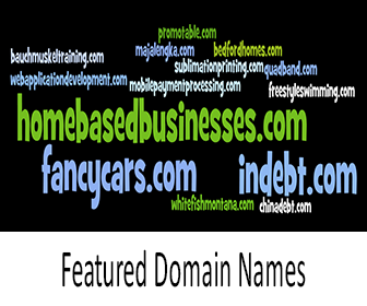 Featured Domains