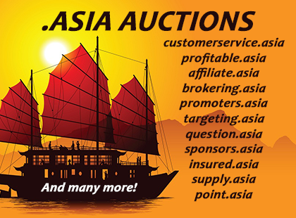 .ASIA Domains
