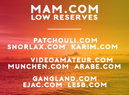 MAM Featured Domains!