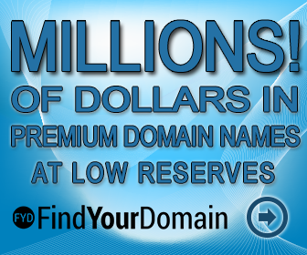 Find Your Domain