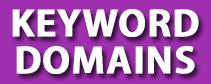 Keyword Domains with Low RESERVES!!