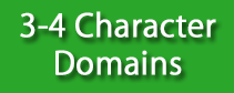 3-4 Character Domain Names