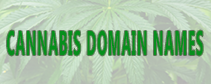 Cannabis Domain Names