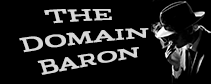 Domains exclusively provided by The Domain Baron
