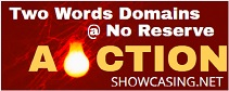​Two Words and Brandable domains a choice for your interest