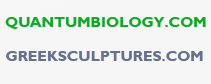 QuantumBiology.com and GreekSculptures.com for sale