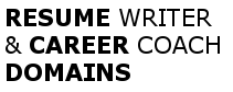 Resume Writer and Career Coach Domains Targeting the Job Search