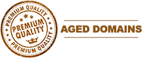Aged high value domains - previously unavailable for sale!