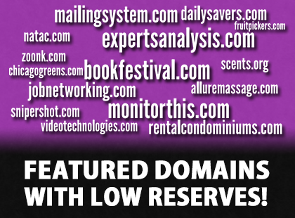 Keyword Domains
