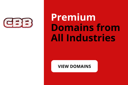 Premium Domains from All Industries